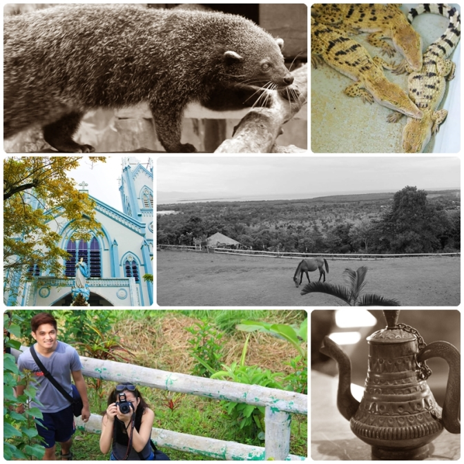 Several shots by @roseminniefamilaran from the different places we visited.