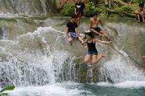 Jump at the Hagimit.