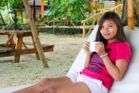 Morning Coffee at Pangubatan.