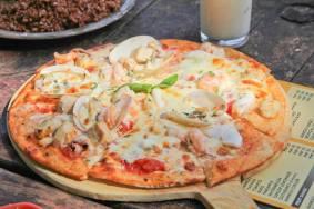 Organic Pizza!