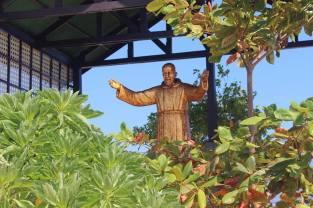 Padre Pio at Virgin Island