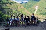 Batad Village.