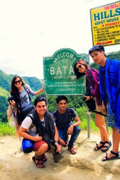 Welcome to Batad!