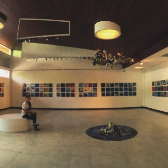The Iloilo Museum featured the most eye catchy local paintings.