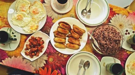 Tabuk Breakfast I