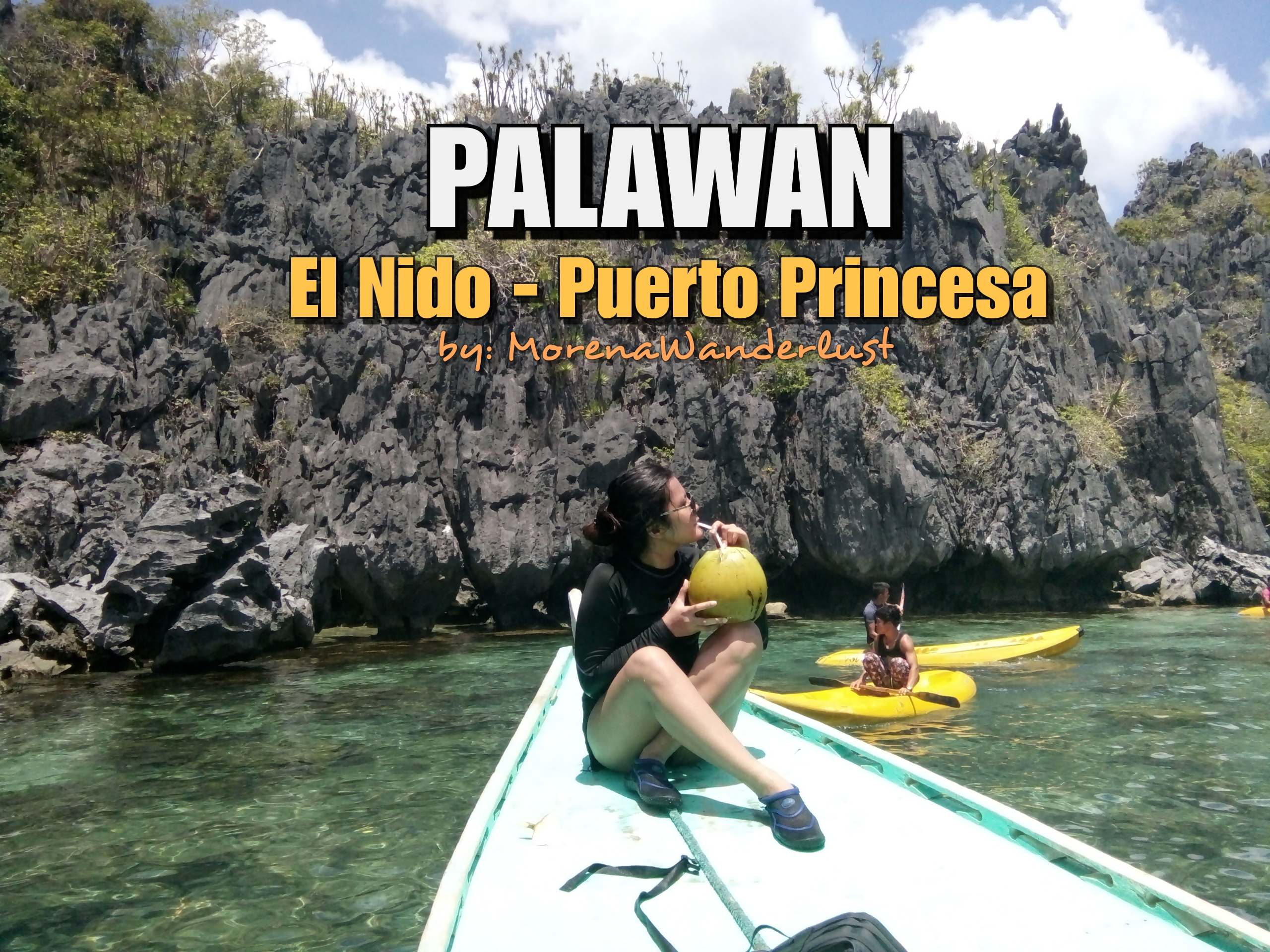 Puerto Princesa × El Nido : Travel Blog