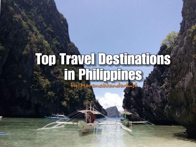 Top Travel Destination in Philippines