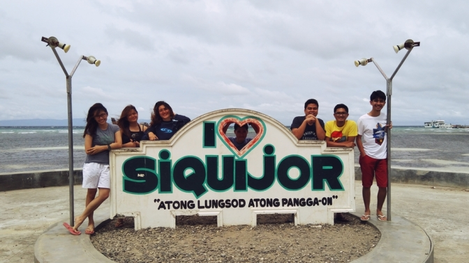 33.Siquijor Sign
