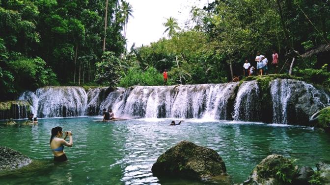 37. Cambugahay Falls
