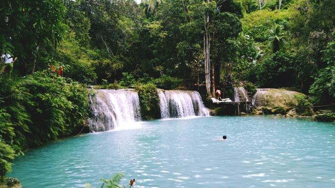 38. Cambugahay Falls