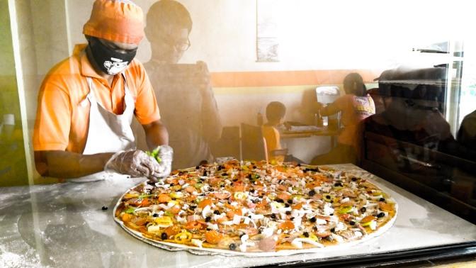 15 Calda Pizza