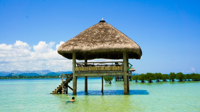 40 Buntod Island Hut