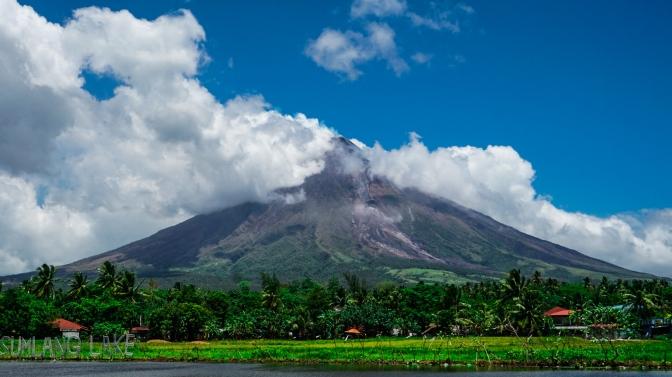 6 Mayon Volcano Sumlang Lake
