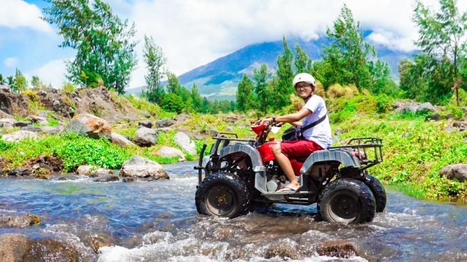 7 Mayon ATV Ride