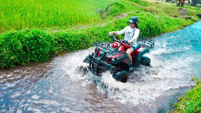 9 Mayon ATV