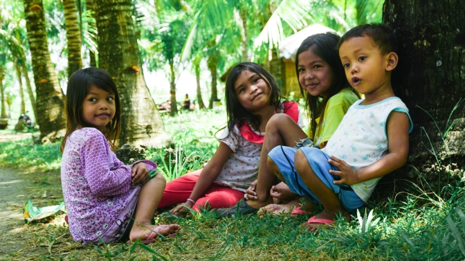 17 Children at Limasawa