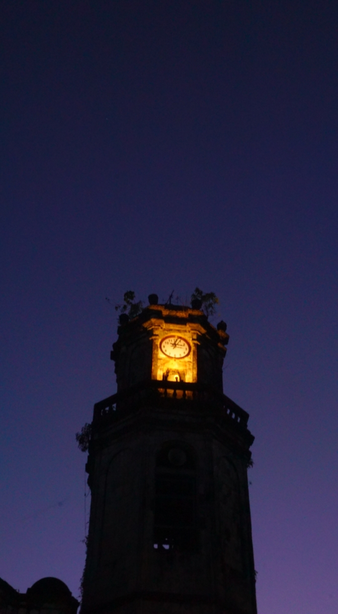 27 Maasin City Church Clock Tower