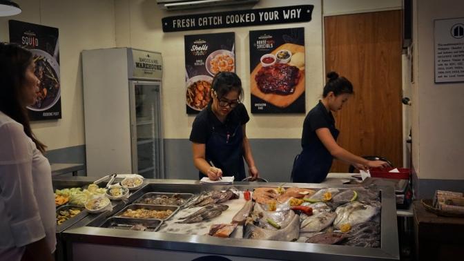 6 Tacloban Seafood Grill
