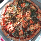 Pizza: Pineapple or Pinakbet? Try Laoag's Finest Pinakbet Pizza