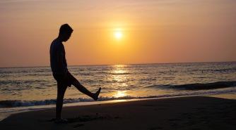 36 - Vigan Sunset