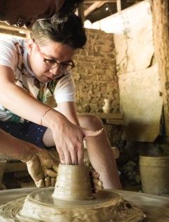 47 - Vigan Pottery