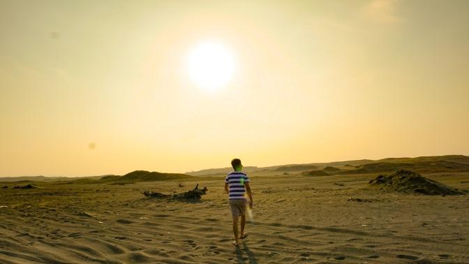 6 - Sand Dunes