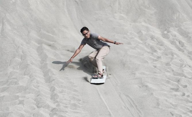 9 - Sand Dunes